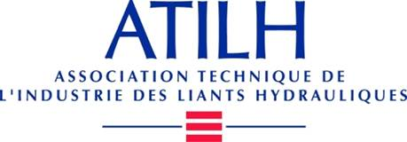 logo ATILH Association Technique de l'Industrie des Liants Hydrauliques