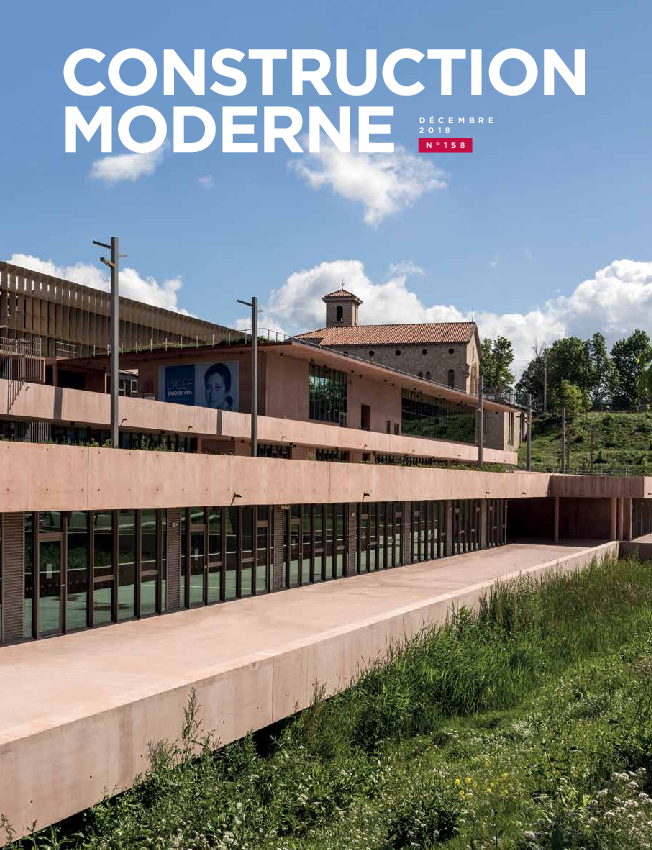 Construction Moderne n°158