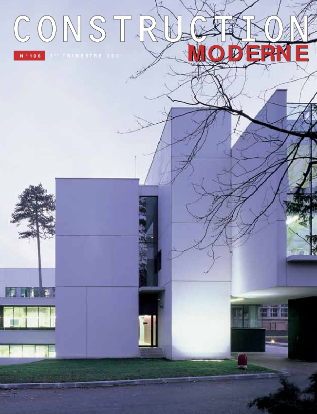 Construction Moderne n°106