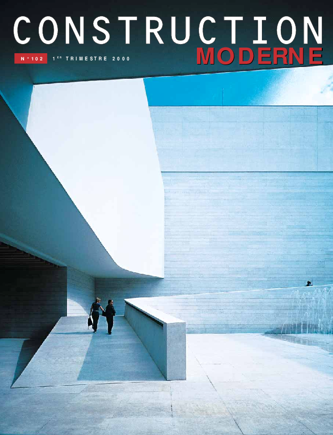Construction Moderne n°102