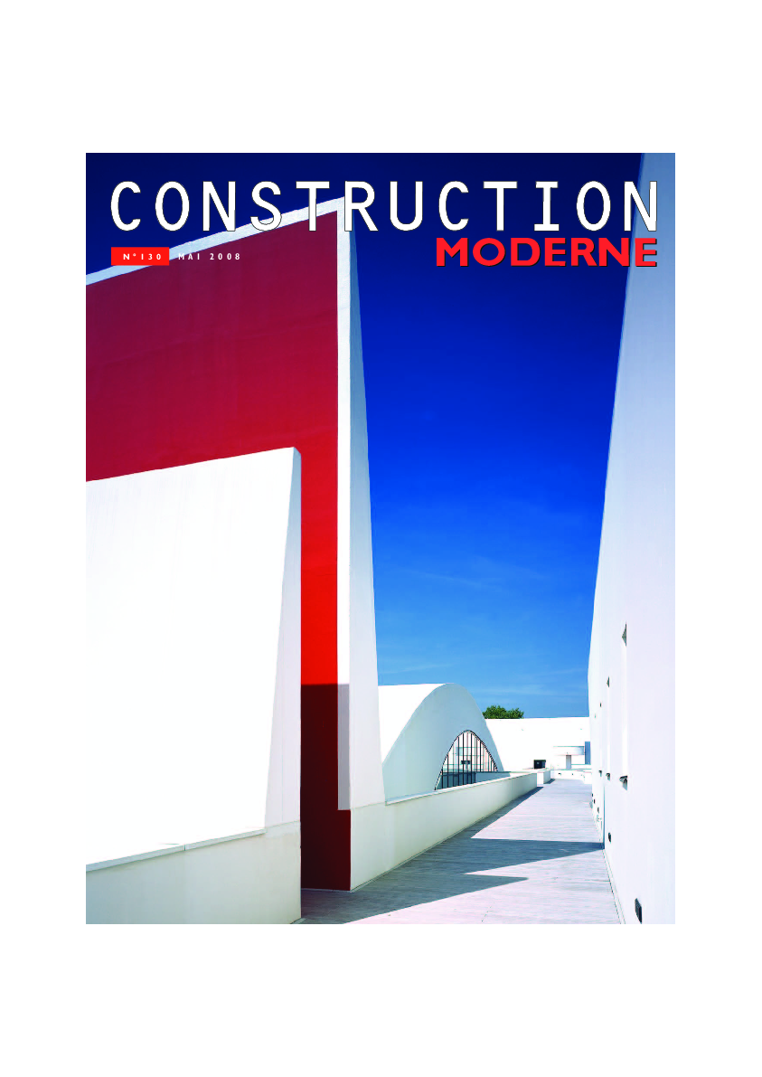 Construction Moderne n°130