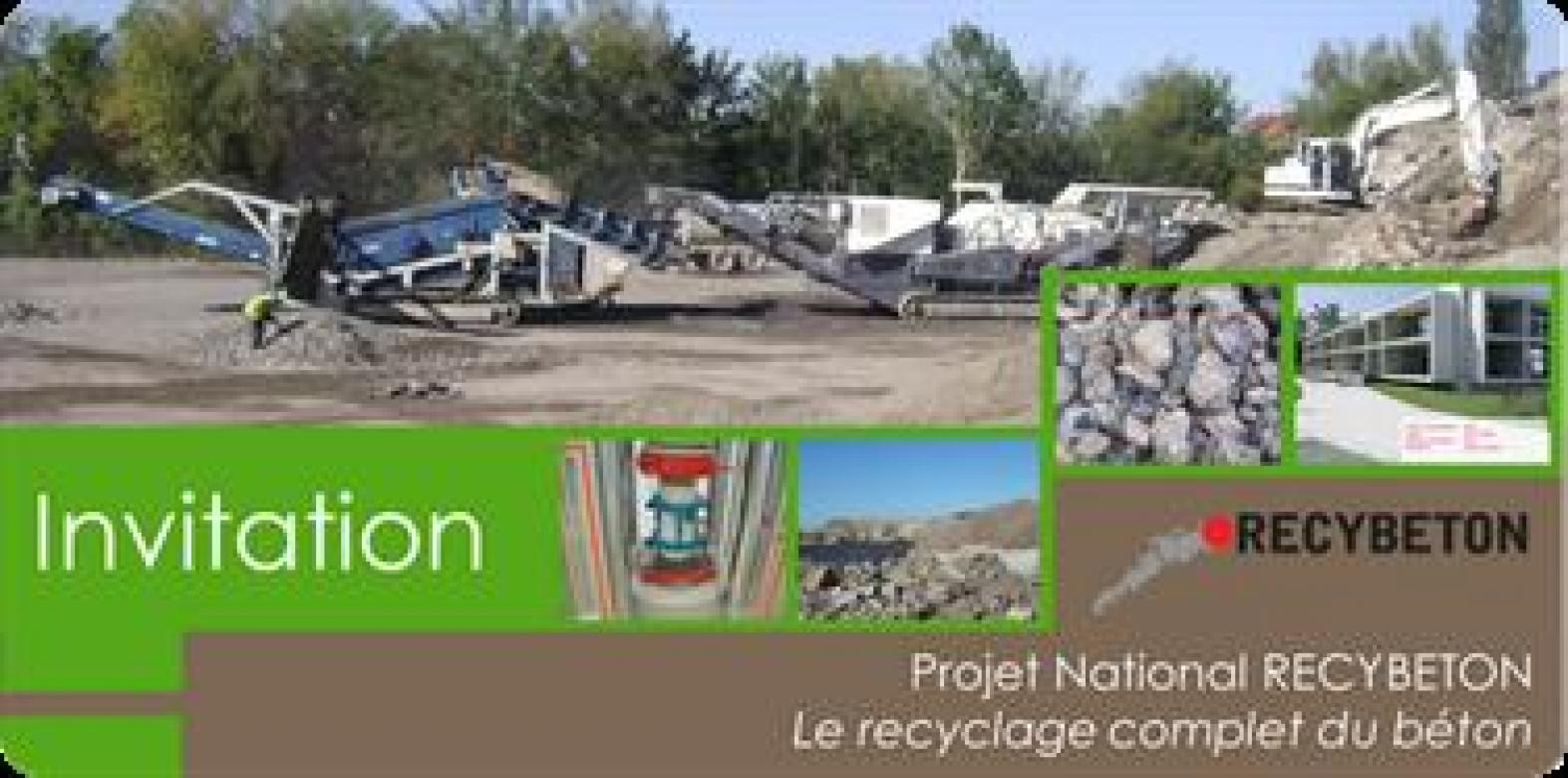 Colloque recybeton