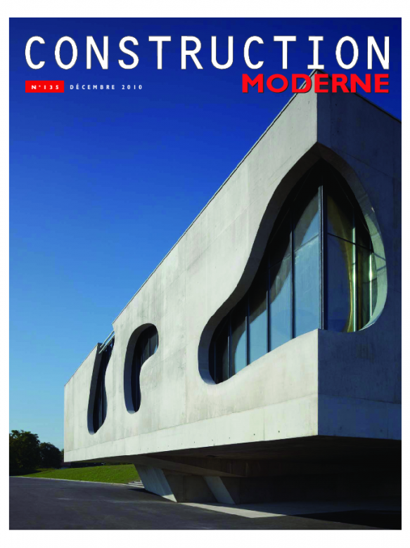 Construction Moderne n°135