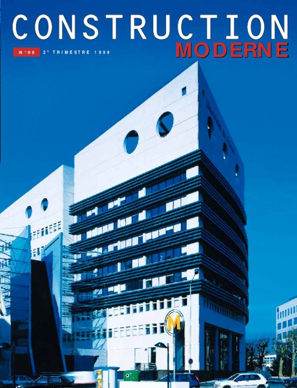 Construction Moderne n°99