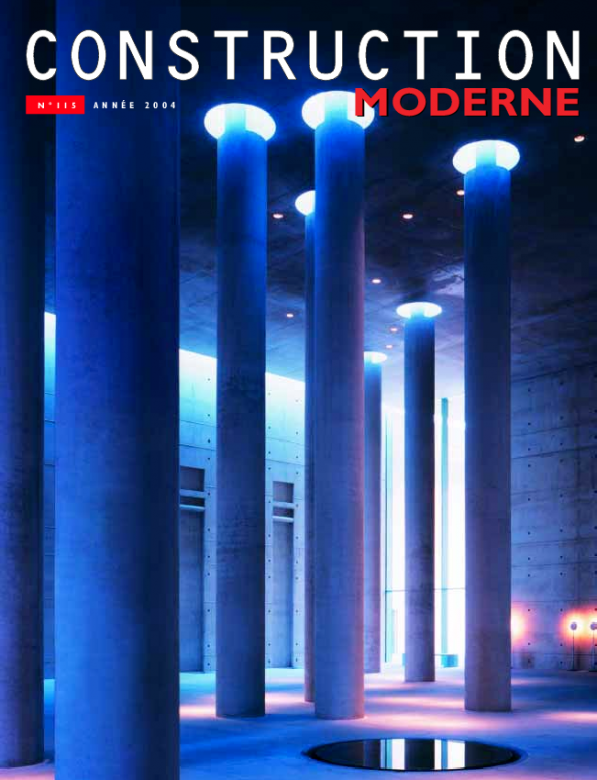 Construction Moderne n°115