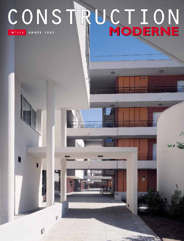 Construction Moderne n°113