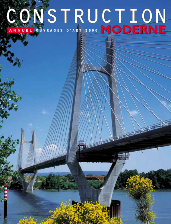 Construction moderne Ouvrages d'art 2000