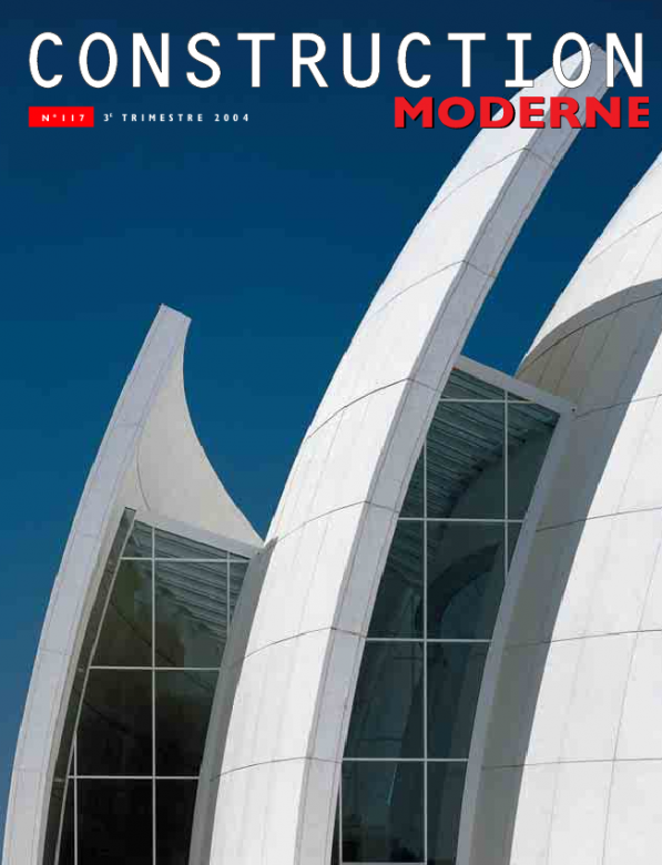 Construction Moderne n°117