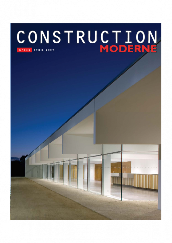 Construction Moderne n°132