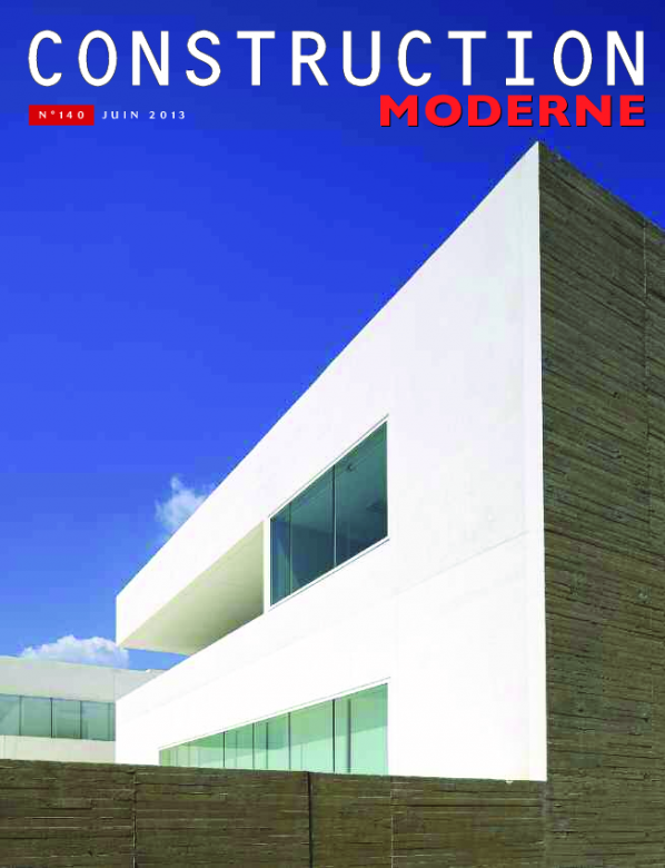 Construction Moderne n° 140