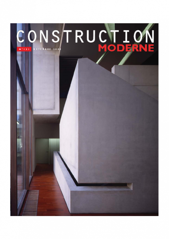 Construction Moderne n°131