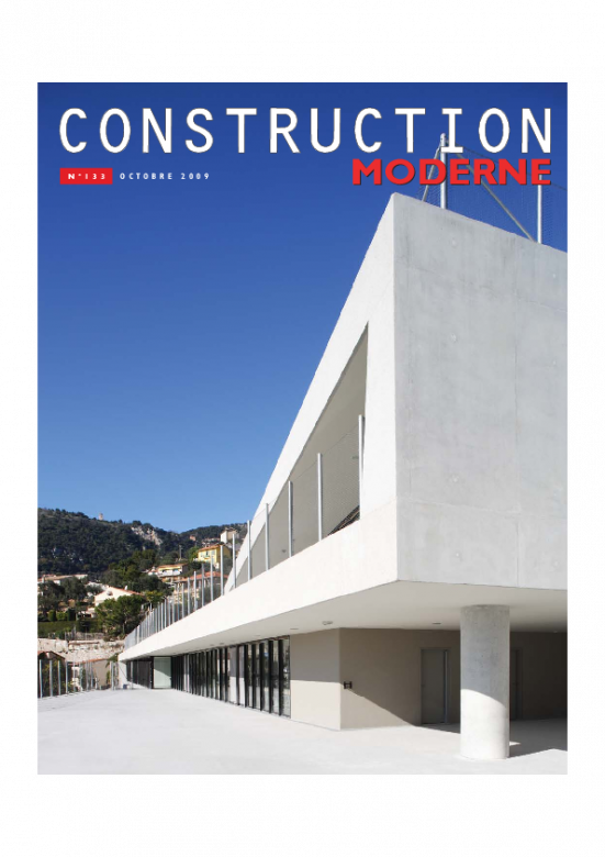 Construction Moderne n°133