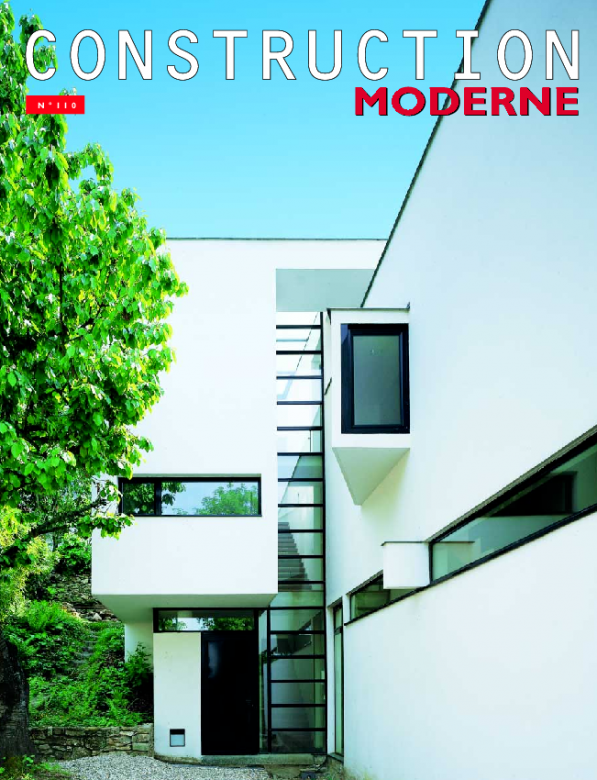 Construction Moderne n°110