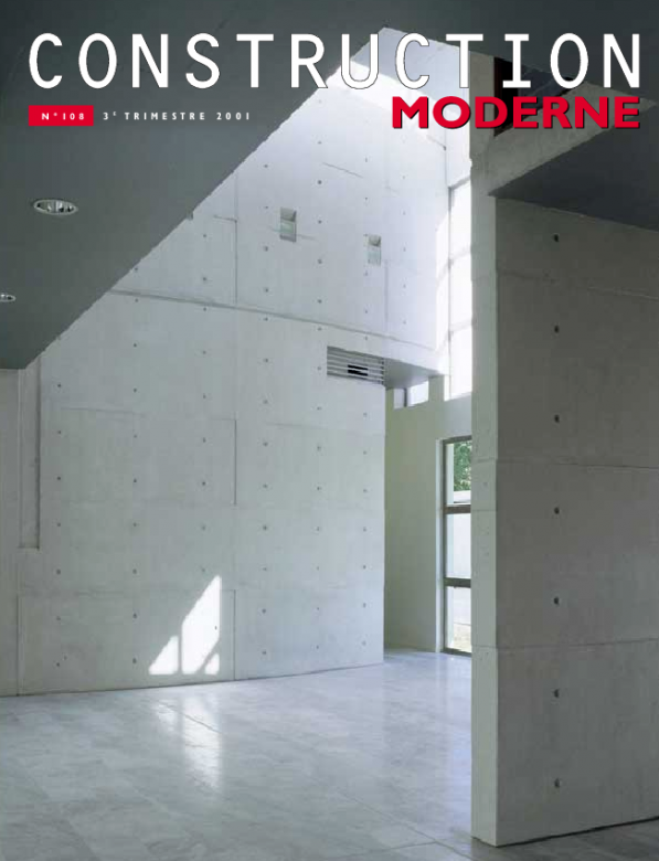Construction Moderne n°108
