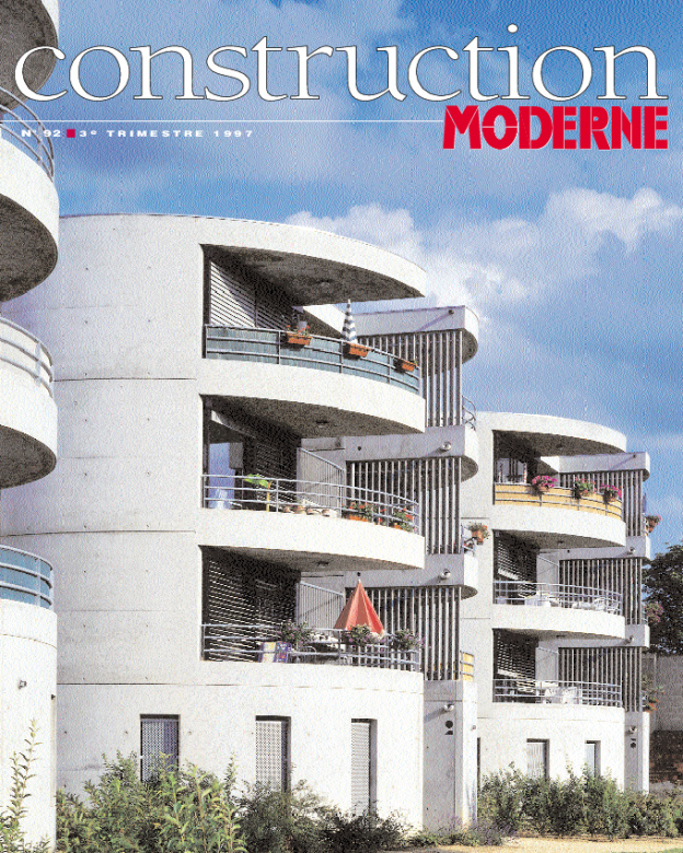 Construction Moderne n°92