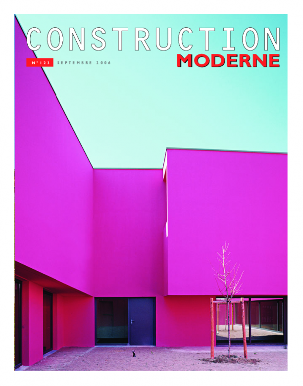 Construction Moderne n°123