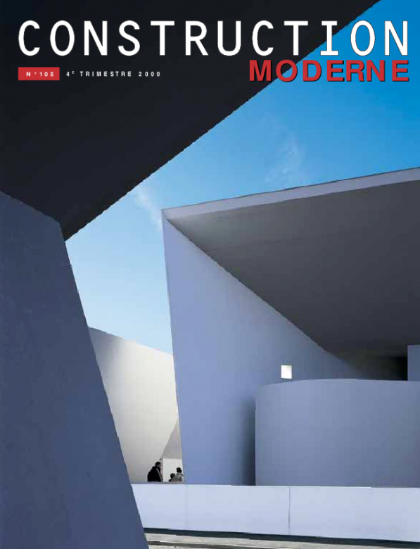 Construction Moderne n°105