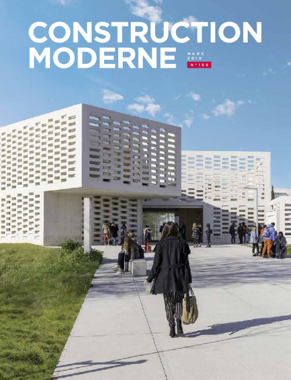 Construction Moderne n°155