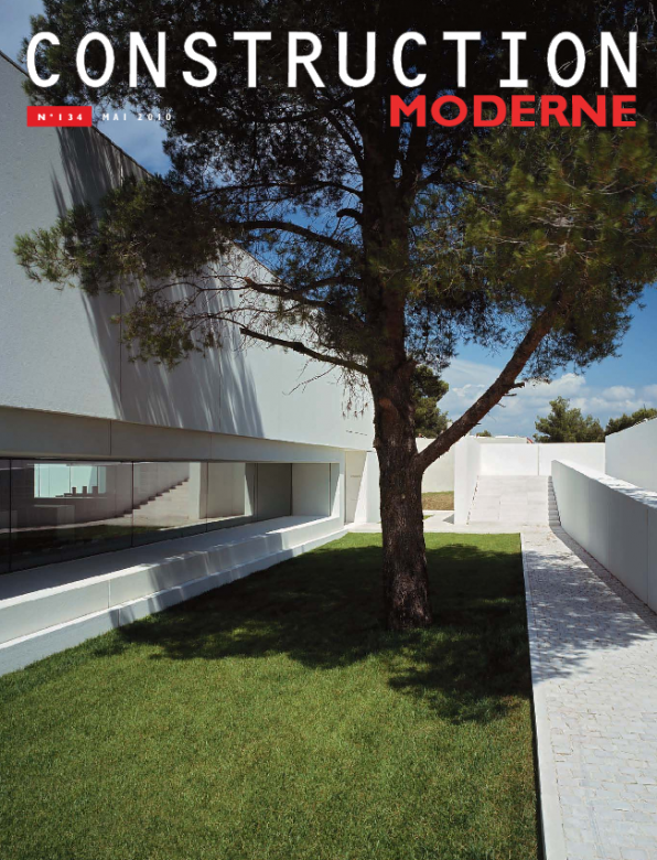 Construction Moderne n°134