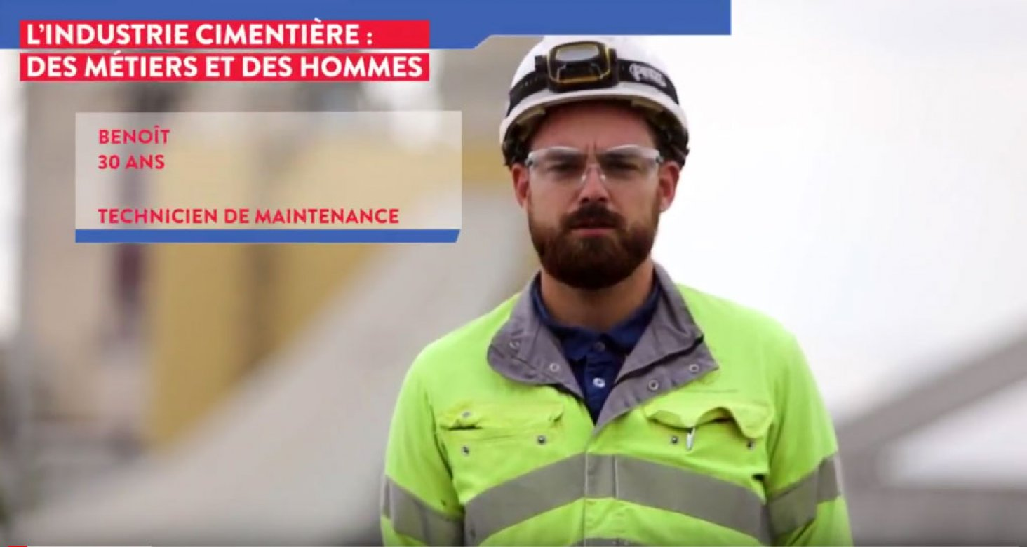 technicien de maintenance cimenterie
